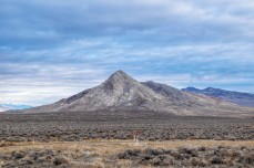 Northern Nevada landscape.