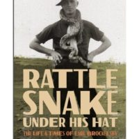 Rattlesnake Under His Dad's Hat